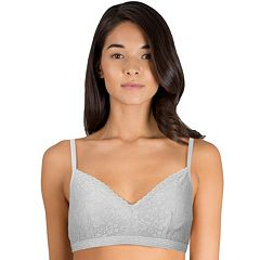 Juniors' SO® Bras: Lurex Triangle Bralette
