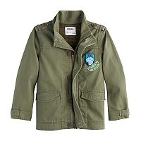 Boys 4-7x SONOMA Goods for Life™ Twill Jacket