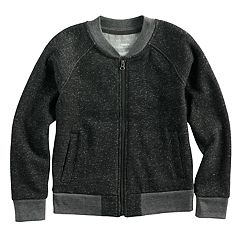 Boys 4-7x SONOMA Goods for Life™ Raglan Zip Cardigan