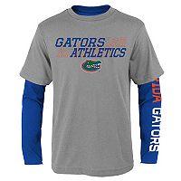 Boys 8-20 Florida Gators United Tee Set