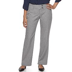 Petite Apt. 9® Curvy Dress Pants