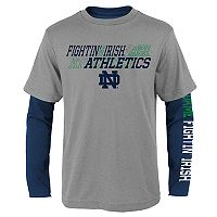 Boys 8-20 Notre Dame Fighting Irish United Tee Set