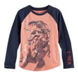 Boys 4-7x SONOMA Goods for Life™ Raglan Slubbed Graphic Tee