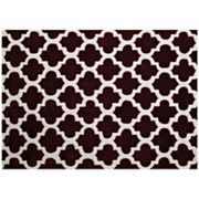 United Weavers Seattle Quads Quatrefoil Rug