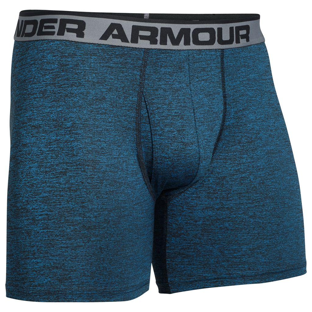 Men's Under Armour Original Series 6-inch Twist Boxerjock Boxer Briefs