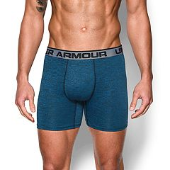Men's Under Armour Original Series 6-inch Twist Boxerjock Boxer Briefs