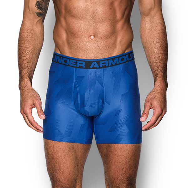 camuflaje Apretar Comprensión  Men's Under Armour Original Series 6-inch Boxerjock Boxer Briefs