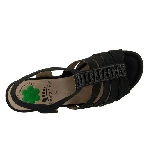 Spring Step Marisol Women's Wedge Sandals