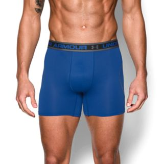 Men's Under Armour Iso-Chill 6-inch Boxerjock Boxer Briefs