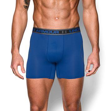Men's Under Armour Iso-Chill 6-inch Boxerjock Boxer Briefs