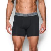 "Men's Under Armour 3-pack Charged Cotton® Stretch 6"" Boxerjock® Boxer Briefs"