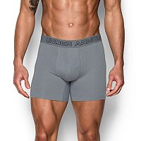 "Men's Under Armour 3-pack Charged Cotton® Stretch 6"" Boxerjock® Boxer Briefs"