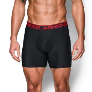 Men's Under Armour 2-pack Original Series 6-inch Boxerjock® Boxer Briefs