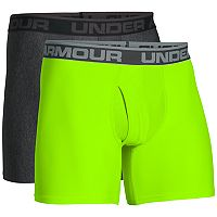 Men's Under Armour 2-pack Original Series 6-inch Boxerjock® Boxer Briefs