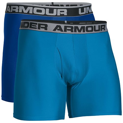 33606eda781 Men's Under Armour 2-pack Original Series 6-inch Boxerjock® Boxer Briefs