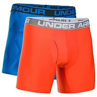 Men's Under Armour 2-pack Original Series 6-inch Novelty Boxer Briefs