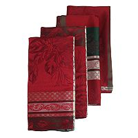 St. Nicholas Square® Holiday Crossing Napkin 4-pk.