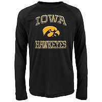Boys 8-20 Iowa Hawkeyes Gridiron Hero Tee