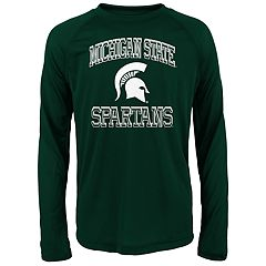 Boys 8-20 Michigan State Spartans Gridiron Hero Tee