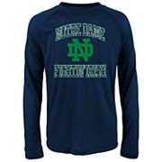 Boys 8-20 Notre Dame Fighting Irish Gridiron Hero Tee