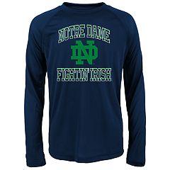Boys 8-20 Notre Dame Fighting Irish Gridiron Hero Tee