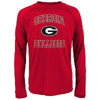 Boys 8-20 Georgia Bulldogs Gridiron Hero Tee