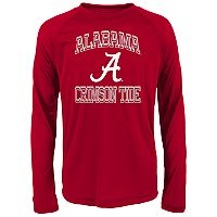 Boys 8-20 Alabama Crimson Tide Gridiron Hero Tee