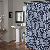 M. Style Ginger Jars Shower Curtain