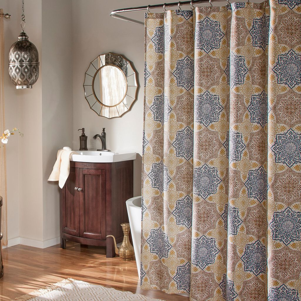 M. Style Morocco Shower Curtain