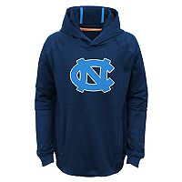 Boys 4-7 North Carolina Tar Heels Mach Pullover Hoodie
