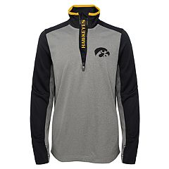 Boys 8-20 Iowa Hawkeyes Matrix Pullover