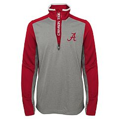 Boys 8-20 Alabama Crimson Tide Matrix Pullover
