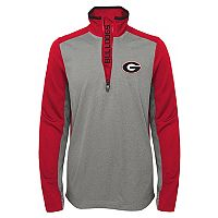 Boys 8-20 Georgia Bulldogs Matrix Pullover
