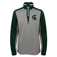 Boys 8-20 Michigan State Spartans Matrix Pullover