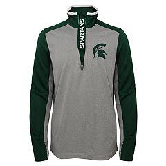 Boys 8-20 Michigan State Spartans Matrix Pullover