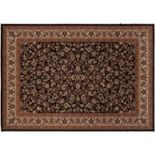 Couristan Everest Isfahan Framed Floral Rug