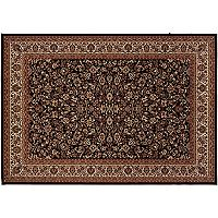 Couristan Everest Isfahan Framed Floral Rug