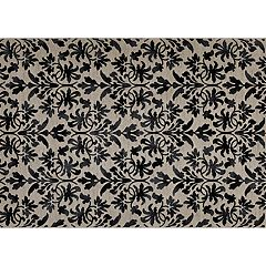 Couristan Everest Retro Damask Rug