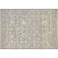 Couristan Everest Persian Arabesque Framed Floral Rug