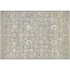 Couristan Everest Persian Arabesque Framed Floral Rug