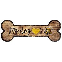 Wichita State Shockers Dog Bone Wall Sign