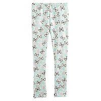 Girls 4-12 Jumping Beans® Fleece-Lined Leggings