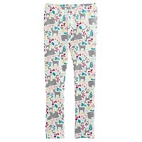 Girls 4-12 Jumping Beans® Fleece-Lined Leggings