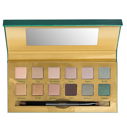 Image result for emerald city palette""