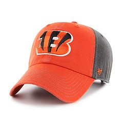 Adult '47 Brand Cincinnati Bengals Transition Adjustable Cap