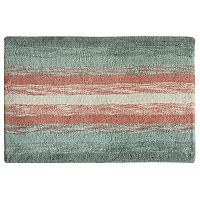 Bacova Portico Striped Bath Rug