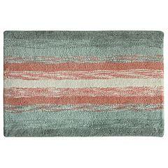 Bacova Portico Striped Bath Rug