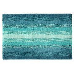 Bacova Portico Wave Striped Bath Rug