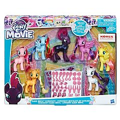 My Little Pony Movie Cutie Mark Collection Pack by Hasbro
