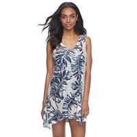 Women's Apt. 9® Burnout Palm Cover-Up
